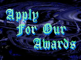 Apply for a Dravenstar Webpage Award
